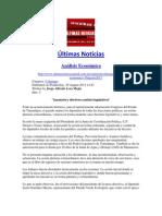 LERA. Inusuales Cambios Legislativos. 29.8.12