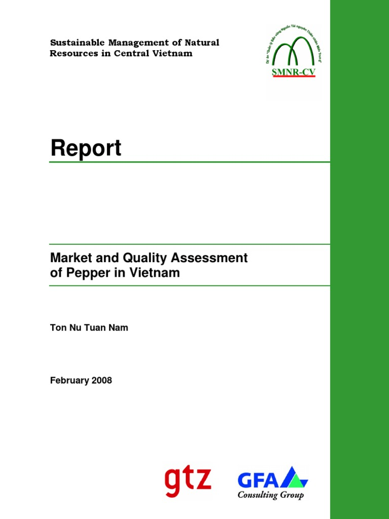 0802 Assessment Report of Pepper Quality and Market Eng