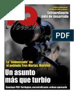 Revista IQ Noreste de Septiembre 2012. Artículo Jorge Lera. EPN Populista o Progresista