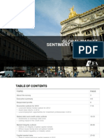 CFA Global Market Sentiment Survey Report 2012