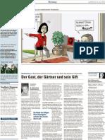 Der Buchs, der Gast, der Gärtner und sein Gift - Aargauer Zeitung_120606