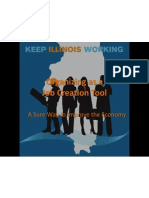 civic engagement as a jobs creation tool  plus