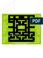 Pacman Level Design