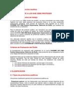 Programa de Protección Auditiva