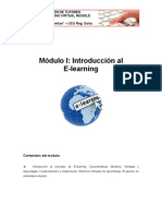 Mod I - Introduccion Al E-Learning