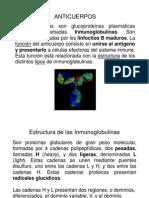 Inmunoglobulinas y Anticuerpos