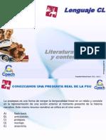 Literatura moderna y contemporánea