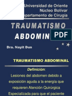 Trauma Tab Dom Nuevo