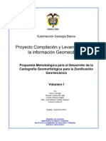 cartilla geomorfologia INGEOMINAS