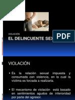 El Delincuente Sexual[1]