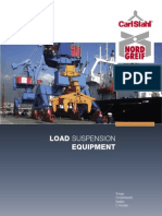 Load Suspension Equipment Catalogue