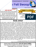 The Fell Swoop - January 2012