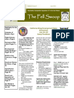 The Fell Swoop - June 2011