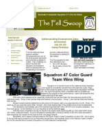 The Fell Swoop - March 2011