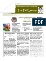 The Fell Swoop - May 2011