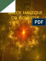 Guide Magique Du Bonheur
