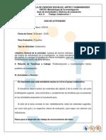 Nuevo Formato Guia y Rubrica de Trabajo Colaborativo 1