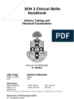 ASCM 2 2010 Clinical Skills Handbook PORTAL