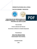 133199825 75469467 Proyecto PASTA FRESCA Estudio Tecnico