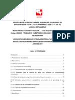 FINAL 2 Informe de Investigación en el Aula II - Torres Alejandro