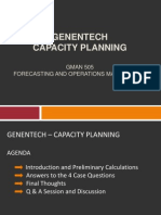 Genentech Case Study | Mergers And Acquisitions | Strategic Management