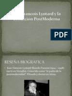 Jean Francois Lyotard y la Condición PostModerna