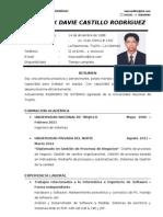 CV Castillo Rodriguez, Max
