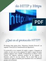 Protocolo HTTP Presentación
