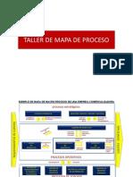 Taller de Mapa de Proceso