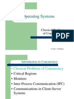 מערכות הפעלה- הרצאה 5 יחידה א | Concurrency