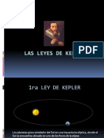 Las leyes de Kepler
