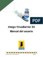 Virusbarrierx5 Manual Es