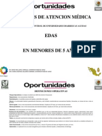 CRITERIOS DE ATENCION MÉDICA EDA