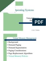 מערכות הפעלה- הרצאה 8 יחידה ד | Virtual Memory