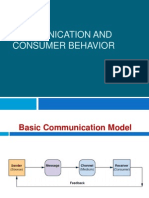 Communication and Persuation