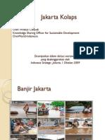 Jakarta Kolaps Materi Presentasi