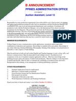 ja_Production Assistant_Level 12.pdf