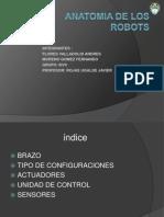 Anatomia de Los Robots