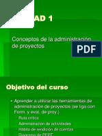 Proyectos Unidad 1