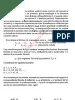Progresiones aritméticas y geométricas