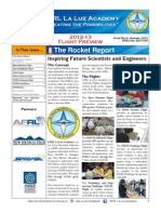 Aug 2012 Flight Preview Newsletter