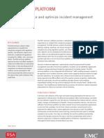 RSA enVision Platform