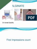 Alginate Seminar