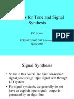 8 Signal Gen