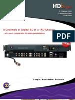 Zeevee HDb2380 Brochure