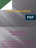 Physical Urban Growth