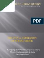 Direction of Urban Design