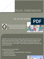 The Visual Dimension