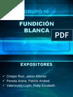 Fundicion Blanca Diapos Oficial