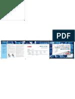 Mactac Soignies - Produits adhésifs - Assemblage électroménager - Brochure